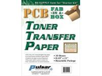 Toner Transfer Paper (TTP)