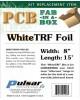 White Toner Reactive Foil (WhiteTRF)
