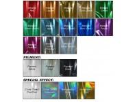 Pulsar Pro Toner Reactive Foils (TRF)